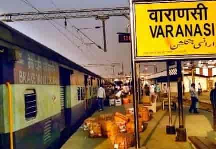 Image result for varanasi railway station