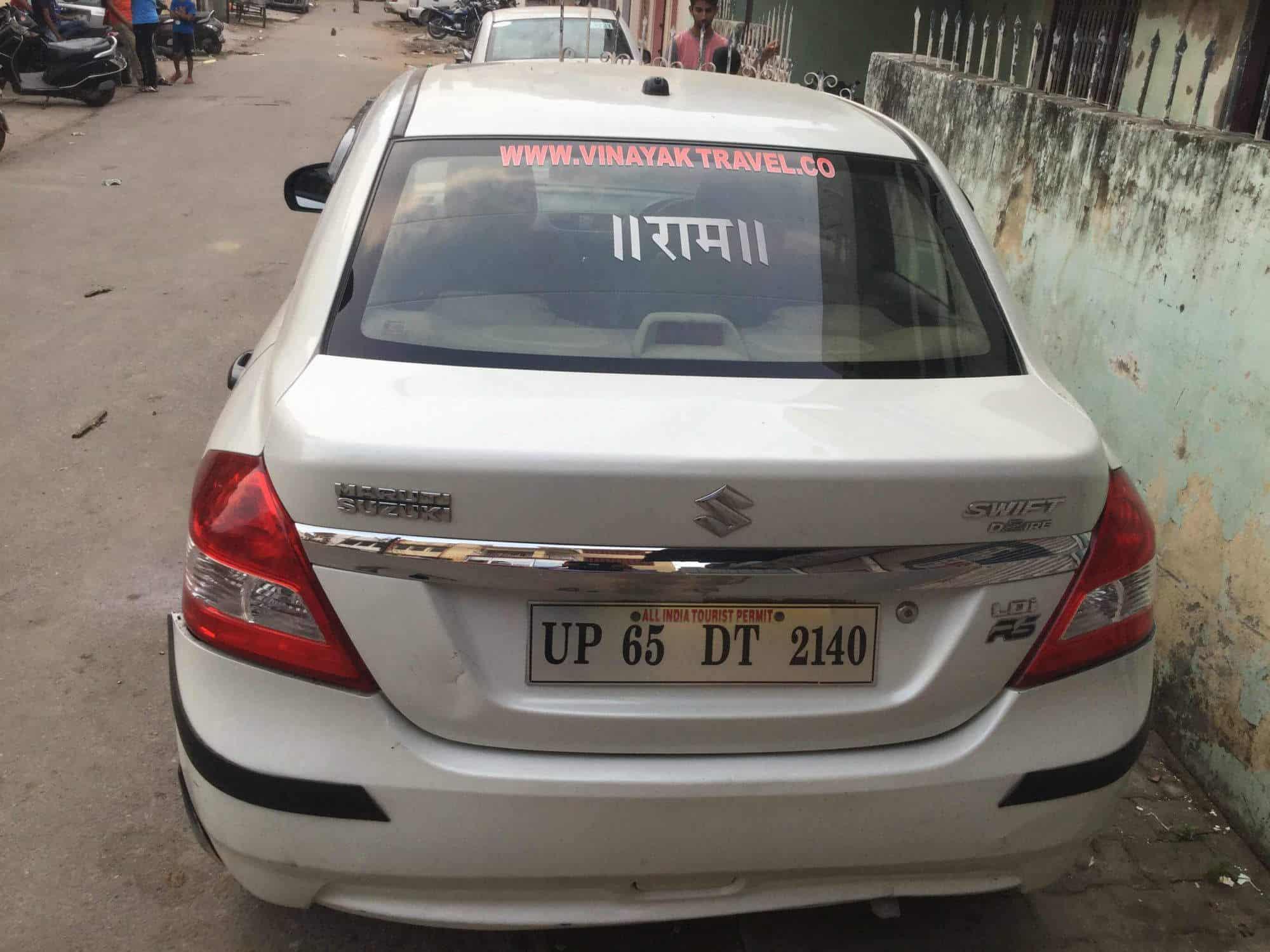 Vinayak Travels Sigra Bus Services In Varanasi Justdial