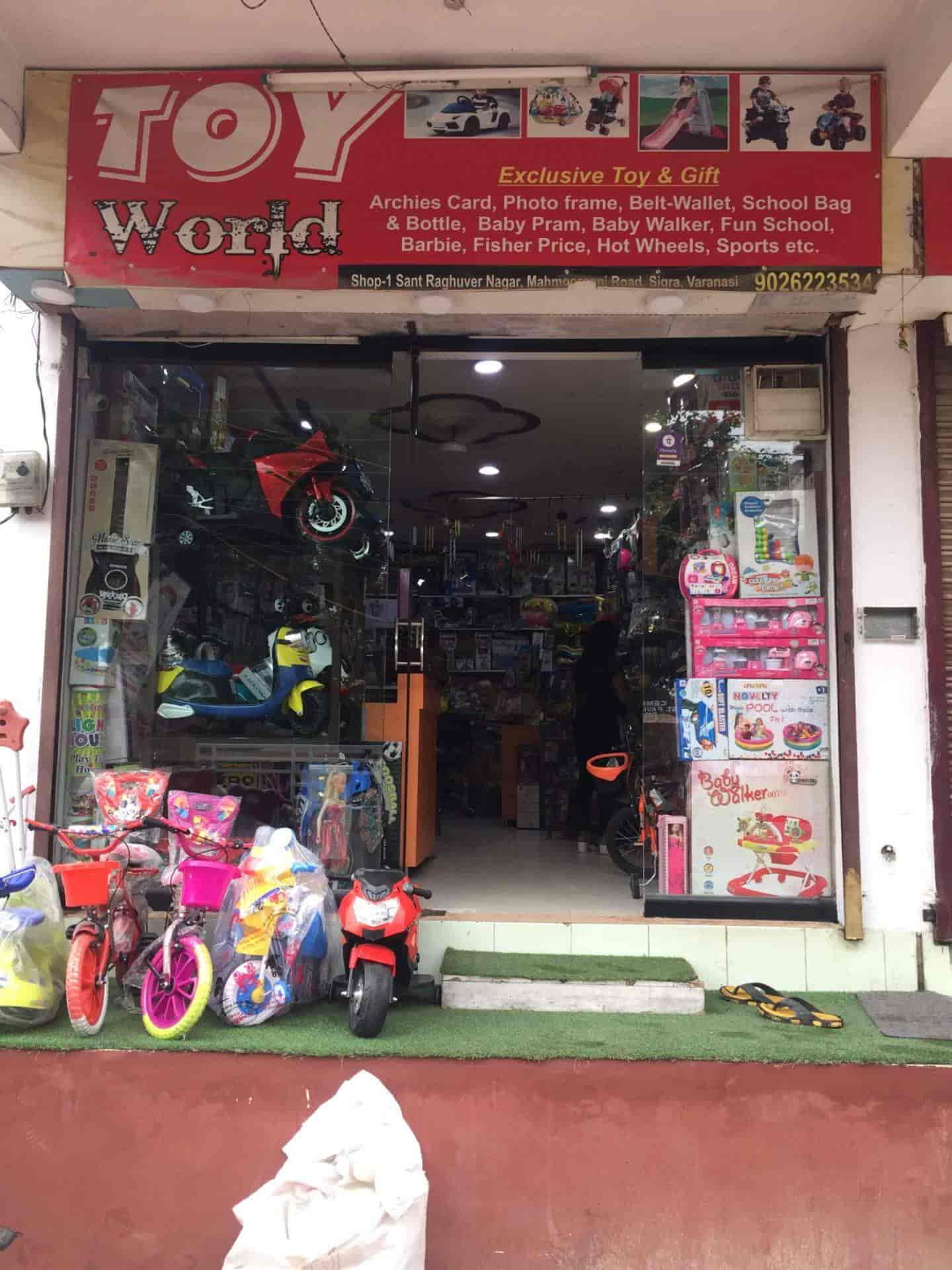 toy world photos, sigra, varanasi- pictures & images gallery