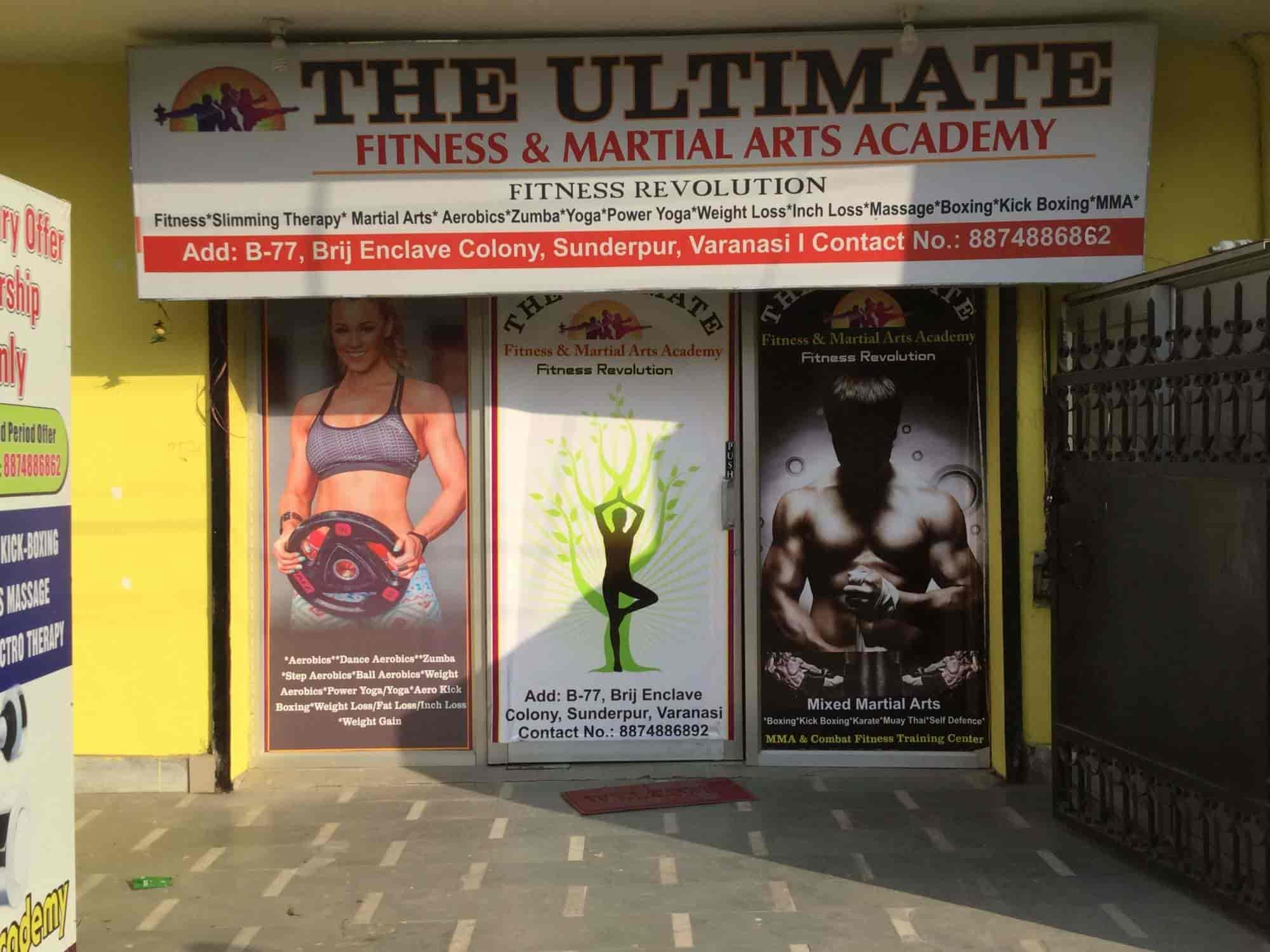 The Ultimate Fitness Martial Art Academy Sunderpur Gyms In