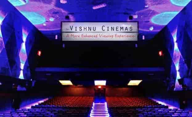 Sri Vishnu Cinema Hall, Virudhambattu - Cinema Halls in