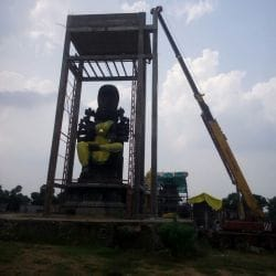 V R V Cranes Recovery, Vellore HO - Cranes On Hire in