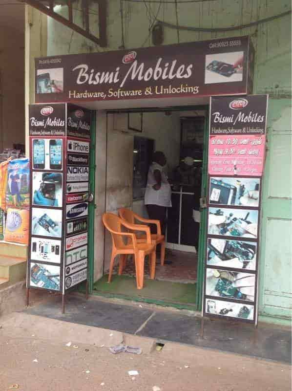 Bismi Mobiles, Near Old Bus Stand - Mobile Phone Repair & Services