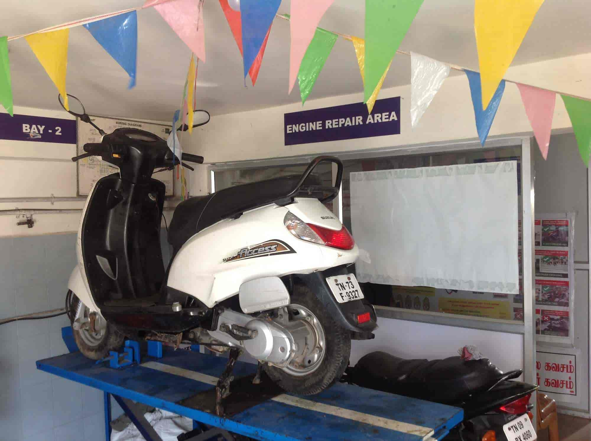 Sri Om Sakthi Two Wheelers Walajapet Motorcycle Dealers In 370 X Scooter Wiring Diagram Vellore Justdial