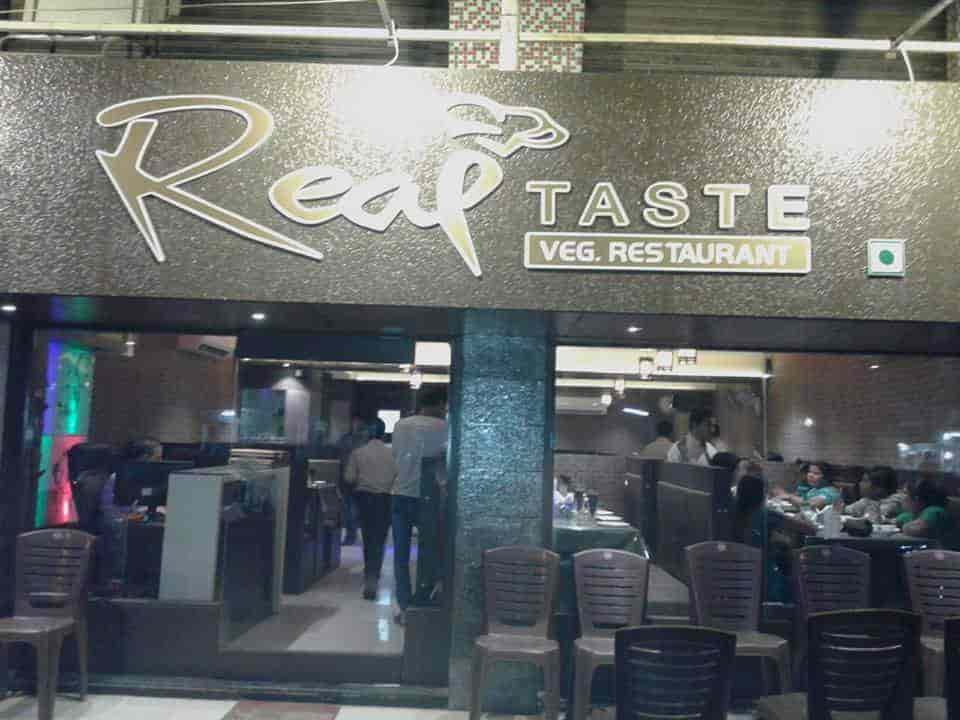 Real Taste Restaurant Veraval Ho Veraval Pure Vegetarian