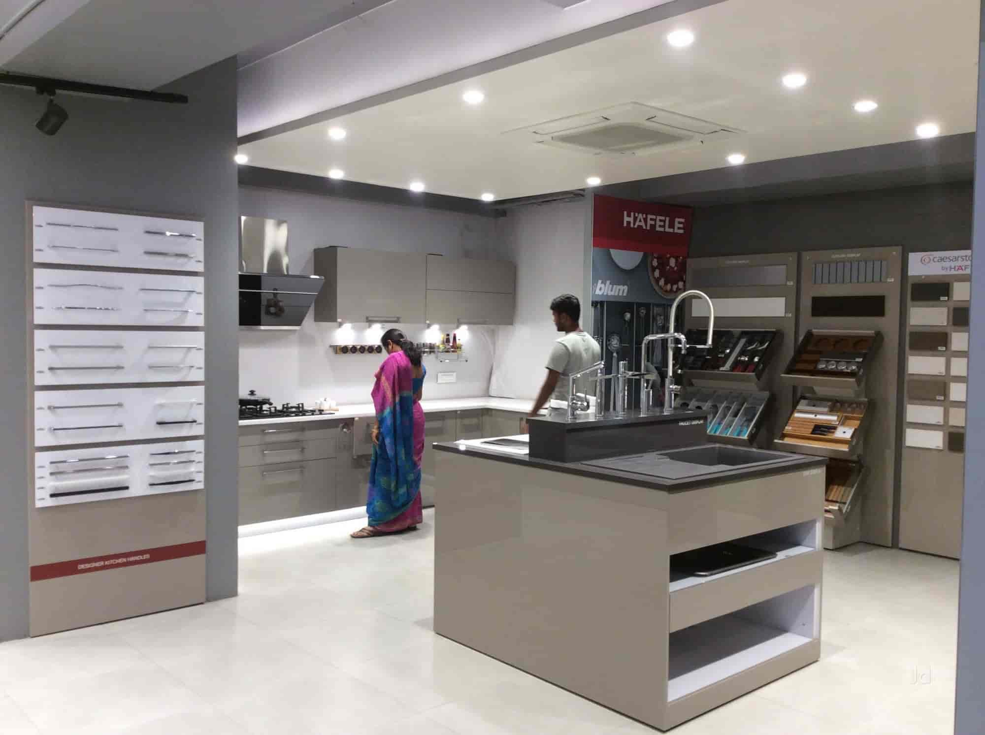 Hafele Designing Studio, Governerpet   Modular Kitchen Dealers in ...