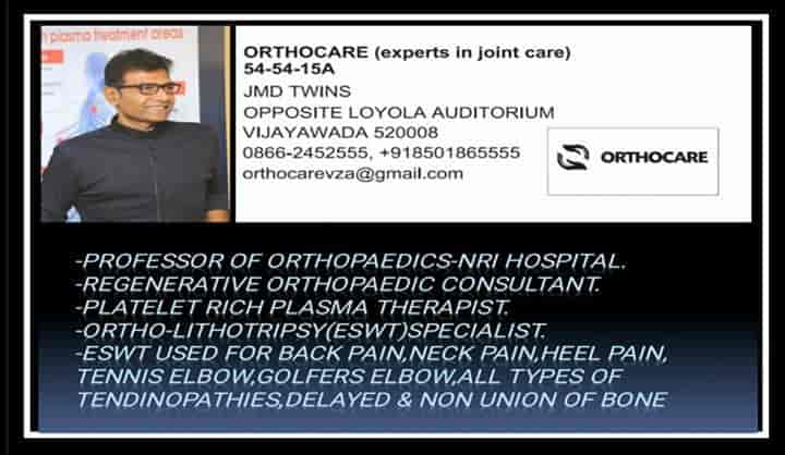Orthocare Dr Satya Kumar - Orthopaedic Doctors - Book