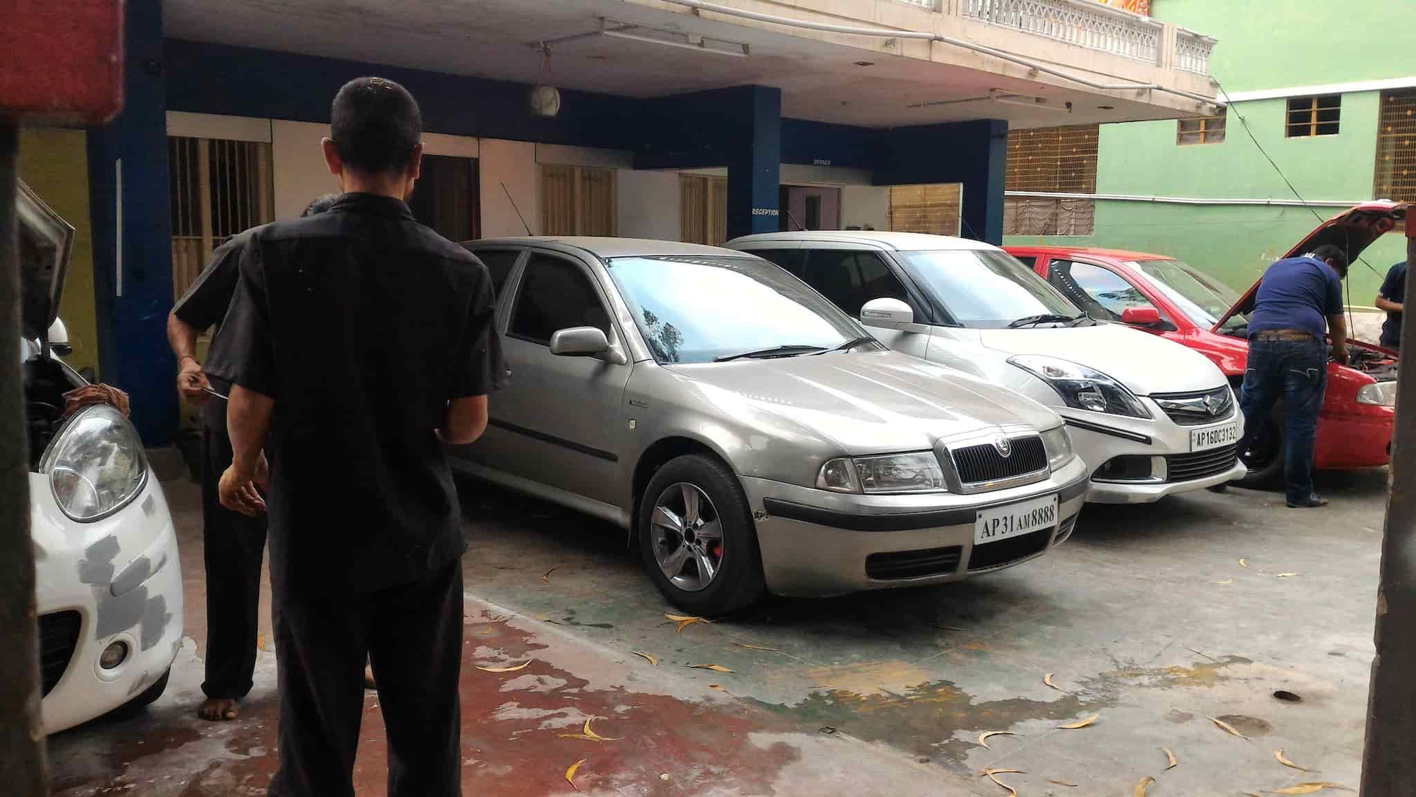 Hinduja Motors Gollapudi Car Repair & Services in Vijayawada
