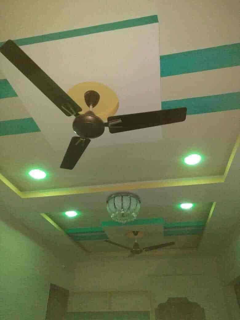 False Ceiling Work S Works Photos Krishna Lanka Vijayawada Gypsum