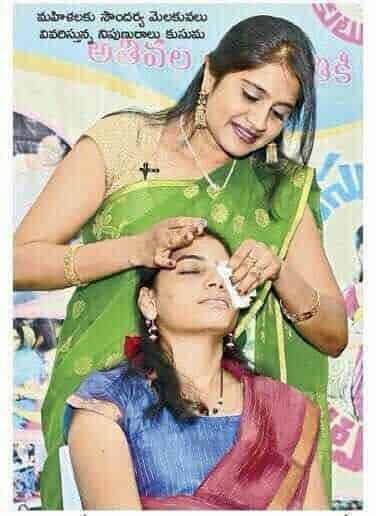Venus Beauty Clinic & Training Centre, Gayatri Nagar - Bridal Makeup