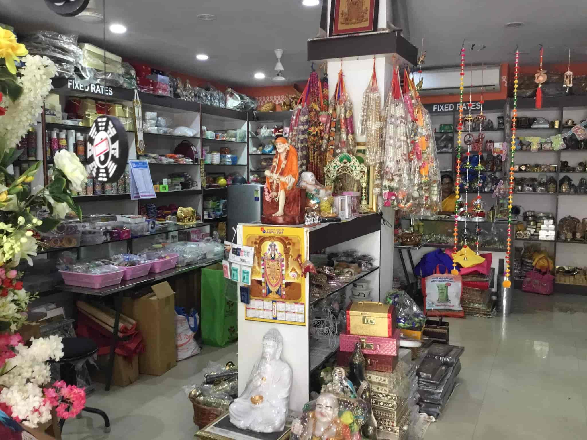 Aparna Jutes & Pooja Stores, Moghalraja Puram - Puja Item Dealers in