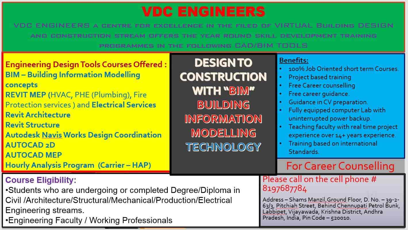 VDC Engineers (Building Information Modeling), Moghalraja