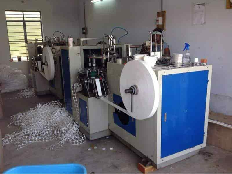 Man Paper Products Manufacturers, Kanuru - Paper Cup