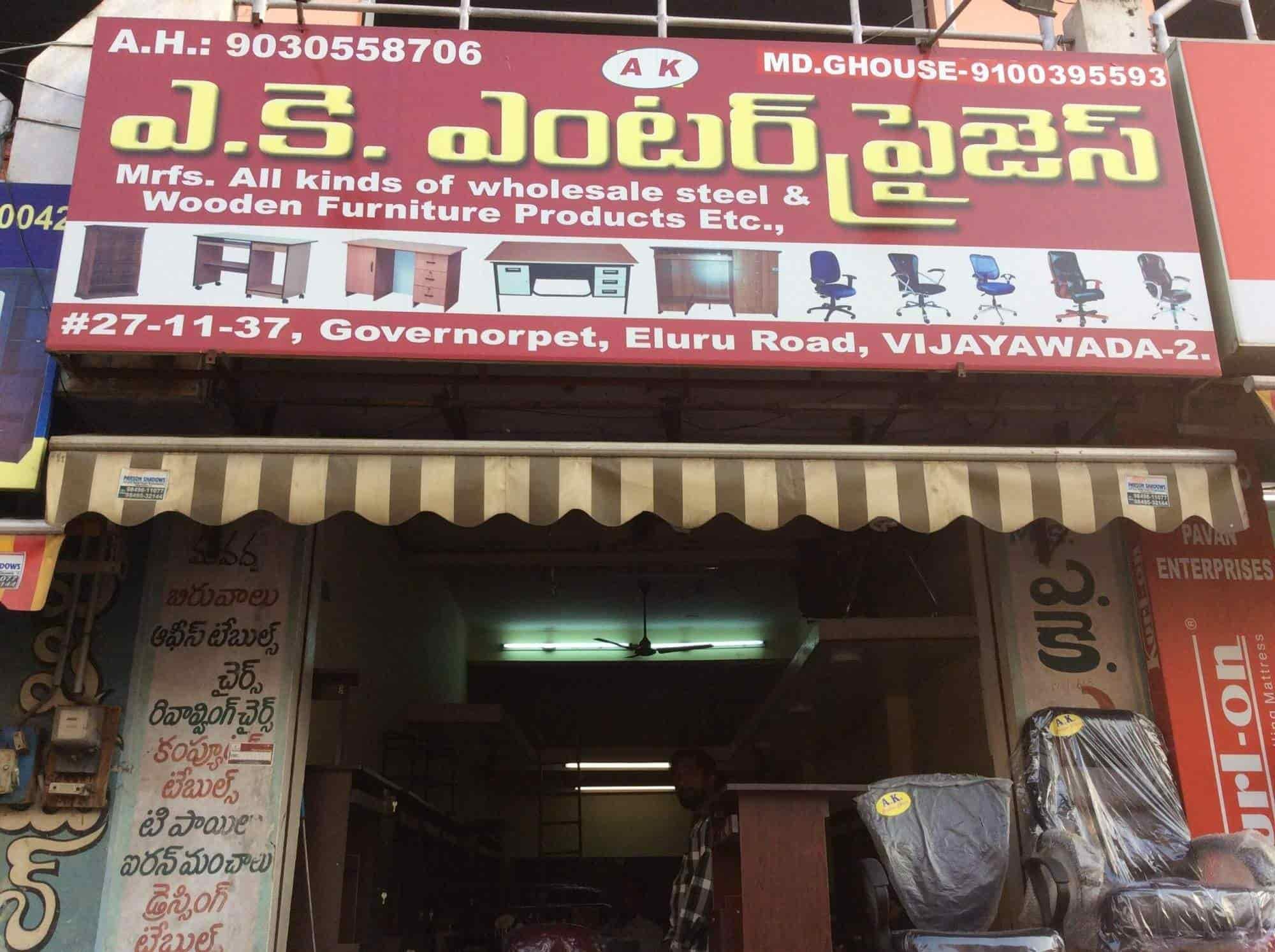 A.K.Enterprises Photos, Eluru Road, Vijayawada   Furniture Dealers ...