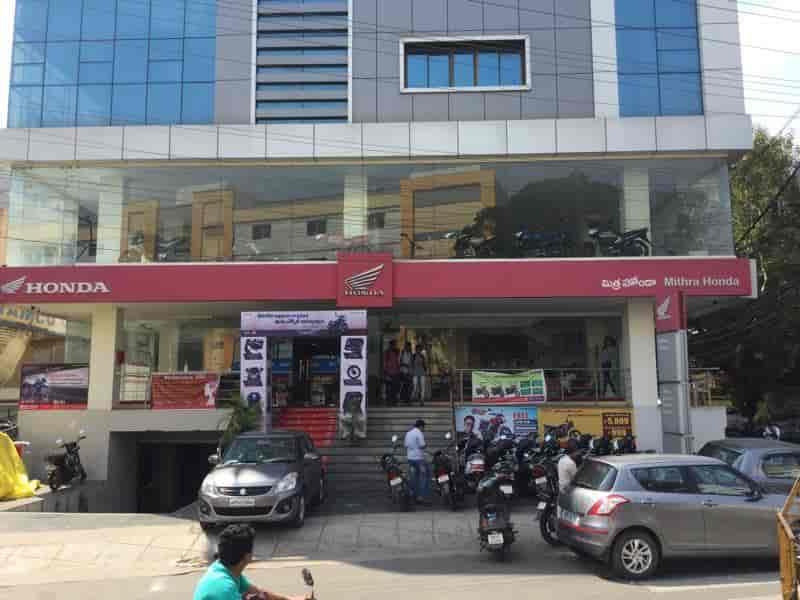 Mithra Honda Eluru Road Motorcycle Dealers Honda In Vijayawada