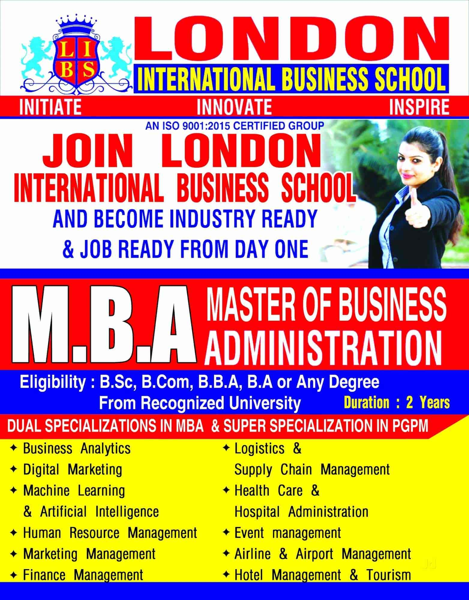 London International Business School Photos Patamata Vijayawada