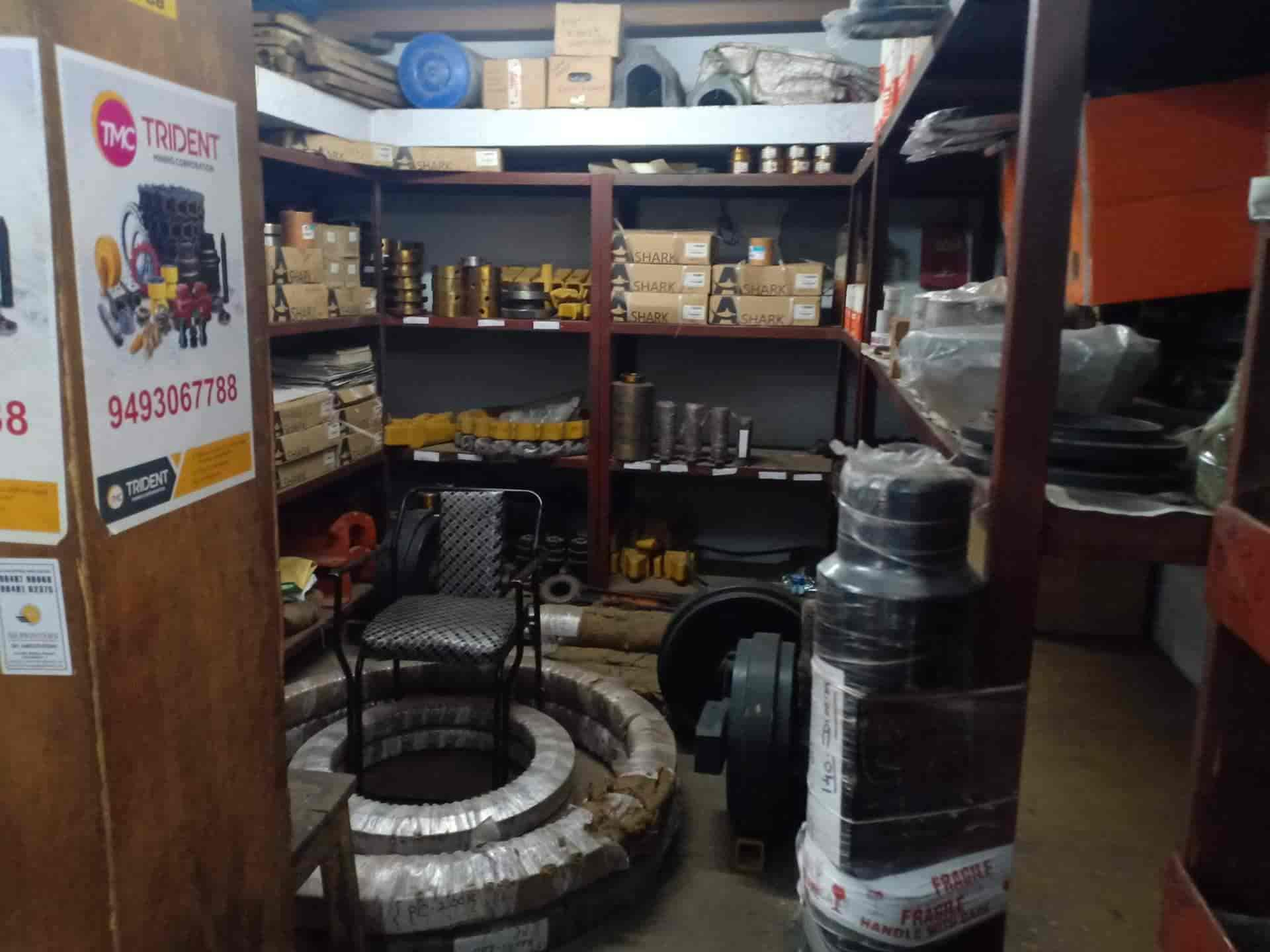 Trident Mining Corporation, Auto Nagar - Excavator Part