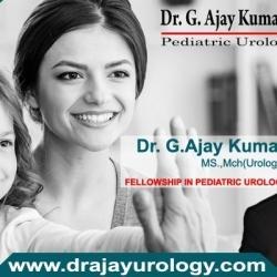 Dr Ajay Kumar G MS Mch (Urology) in Vijayawada HO