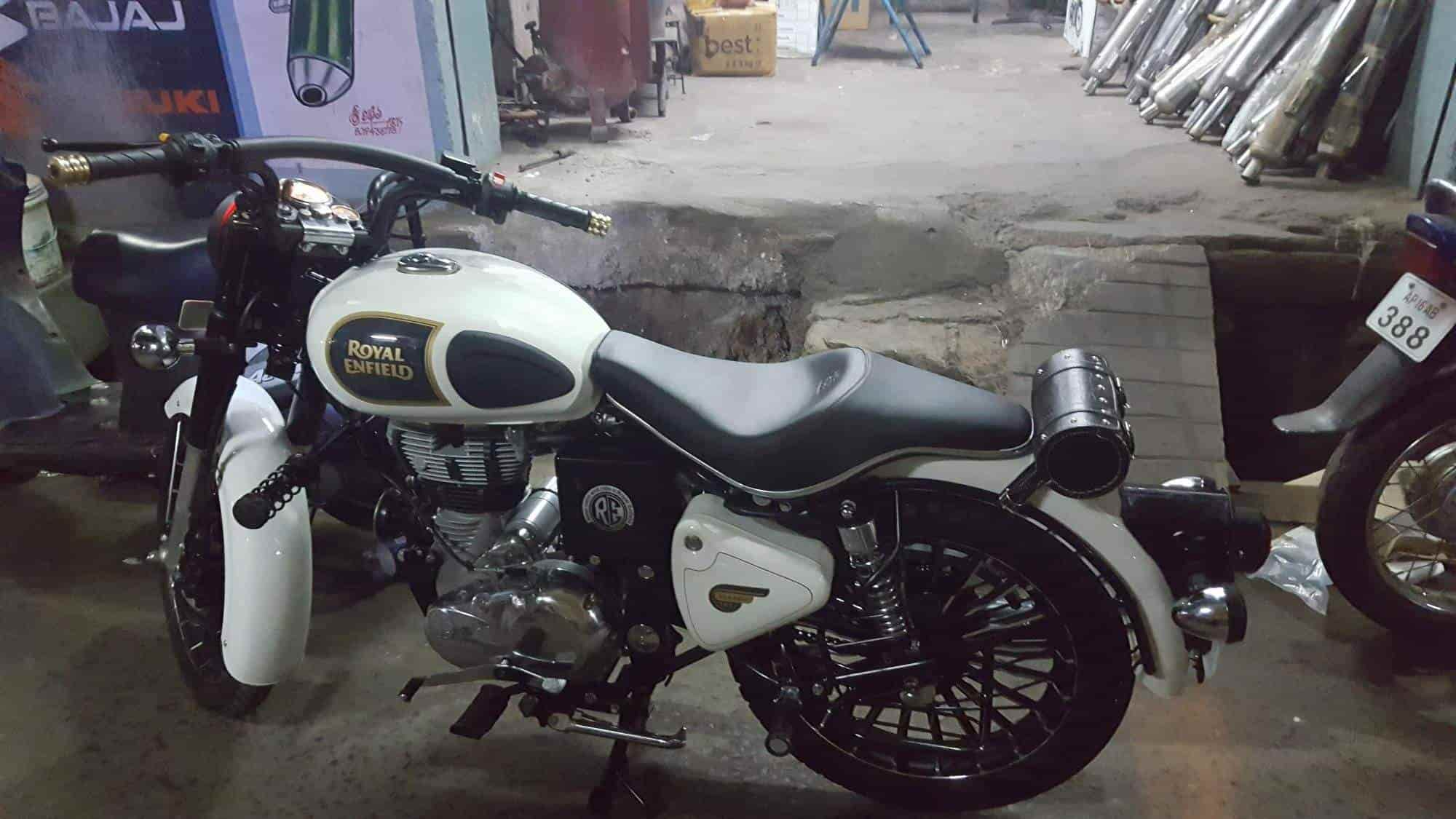 Keerthana Bullet And Bike Modified Accesories, Governerpet