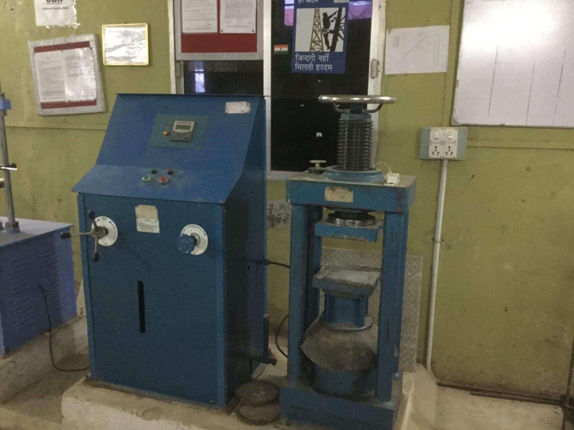 Annoor Test Labs & Engg Services Pvt Ltd, Gannavaram - Laboratory