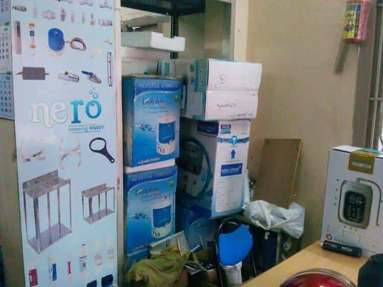 Nero Water Solutions, Patamata - Ro Water Purifier Dealers