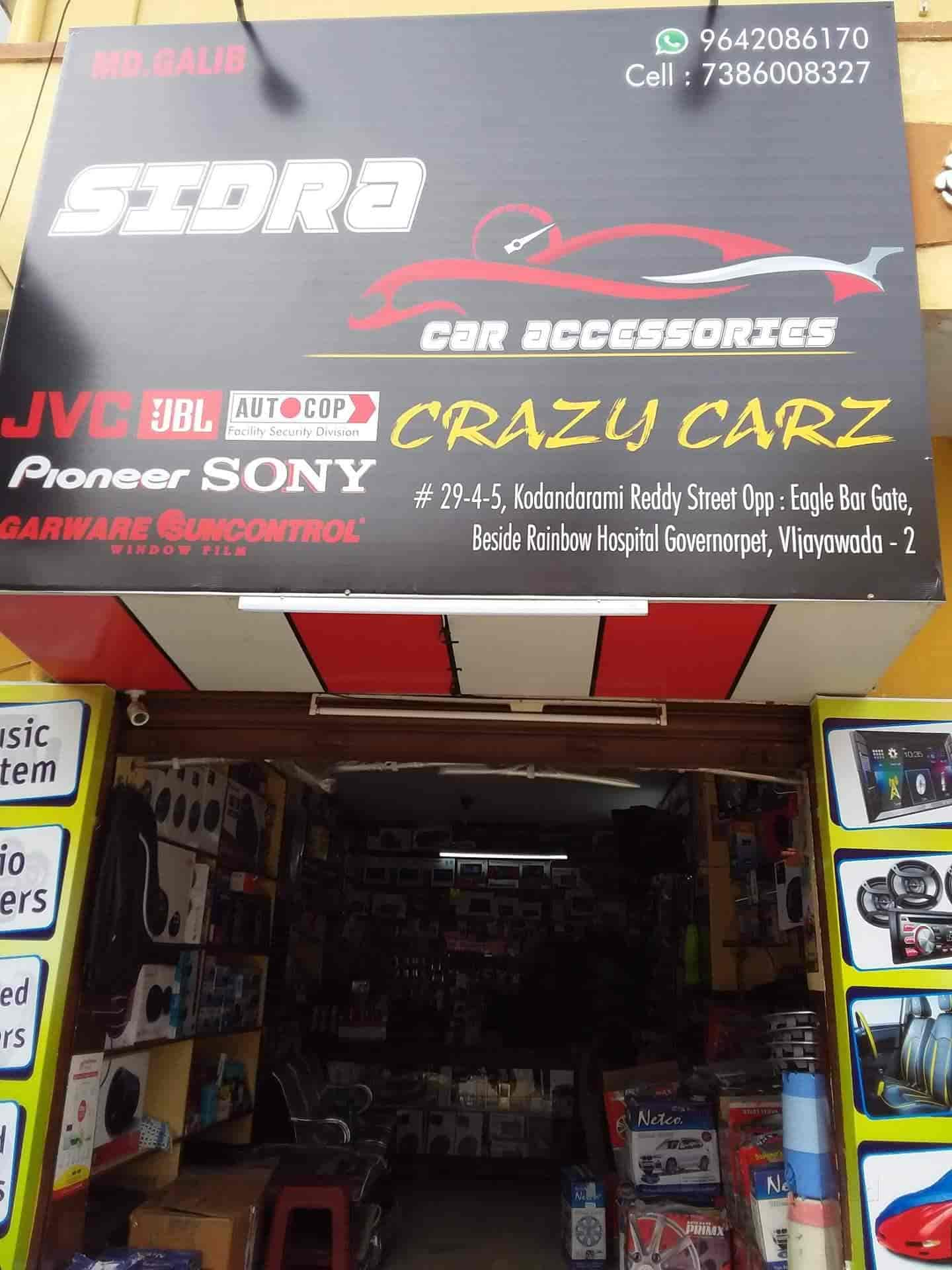 Sidra Car Accessories, Governerpet - Car Accessory Dealers
