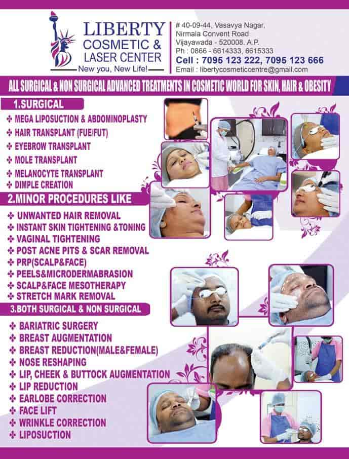Liberty Cosmetic and Laser Centre - Hospitals - Book