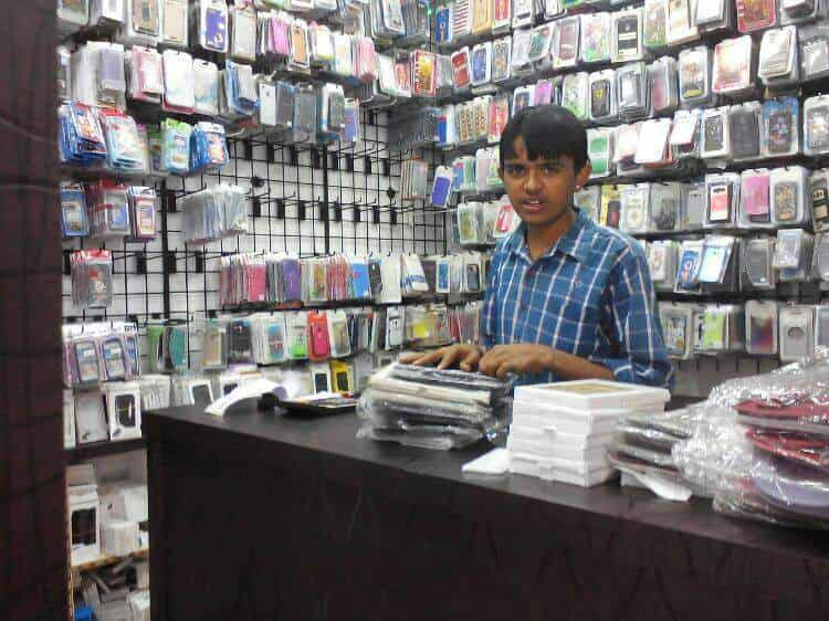 Hi Tech Mobile Accessories Arundalpet Mobile Phone