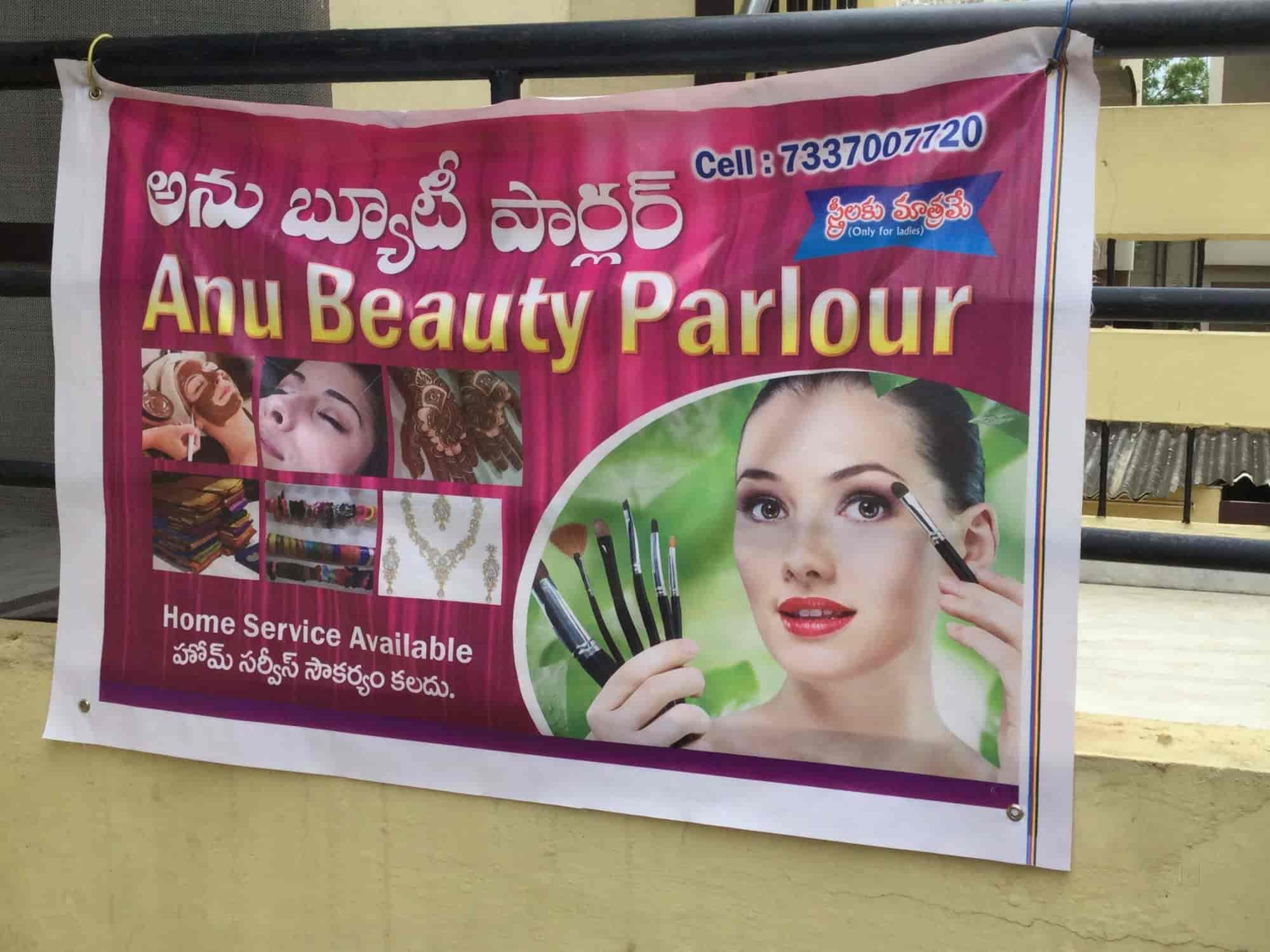 Anu Beauty Parlour Ring Road Beauty Parlours In Vijayawada Justdial
