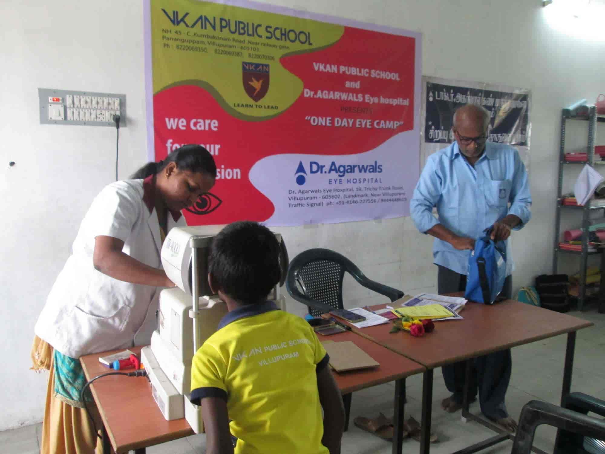 Vkan Public School, Pananguppam - Schools in Villupuram - Justdial