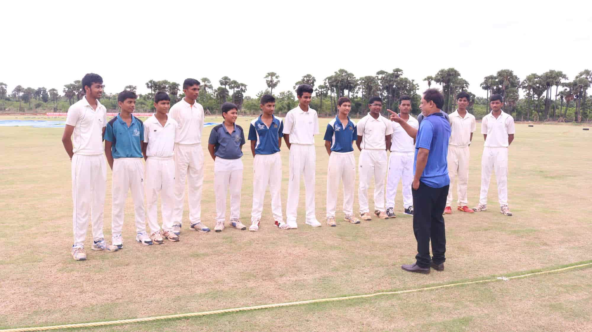 J P Cricket Coaching Academy, Madhavadara - Cricket Coaching Classes