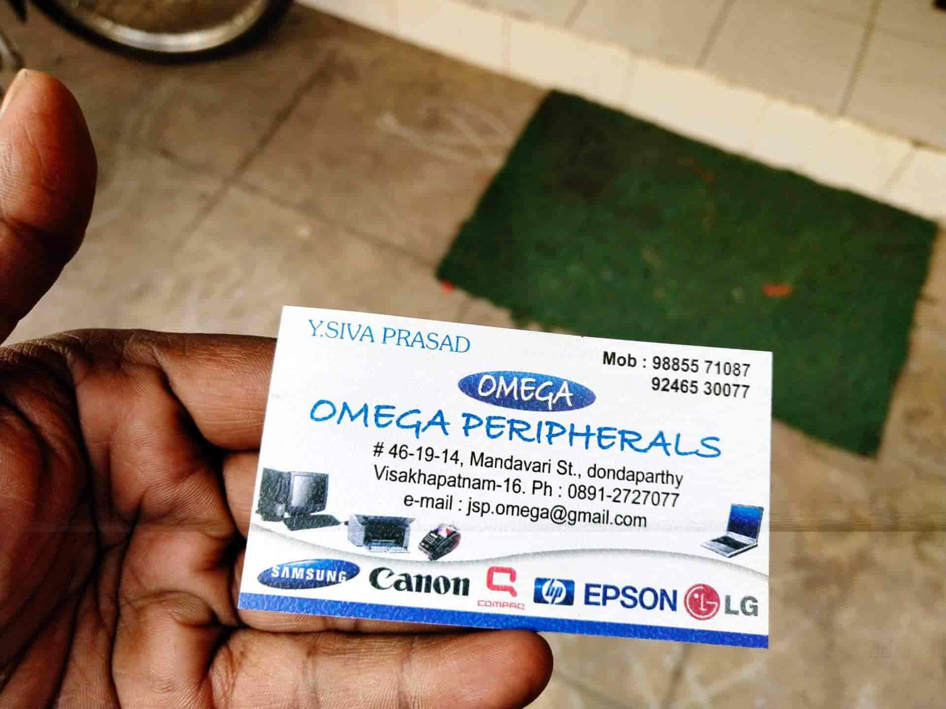 Omega Peripheral, Dondaparthy - Computer Repair & Services in