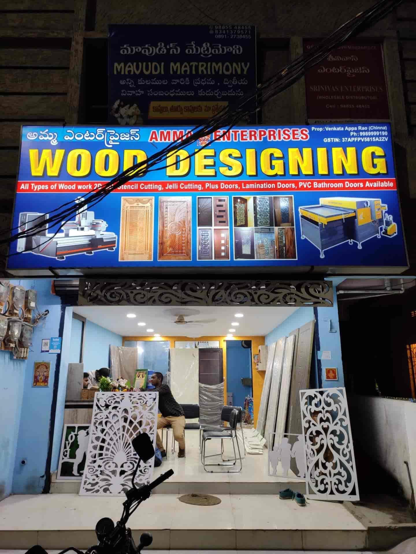 Amma Enterprises Marripalem Carpenters In Visakhapatnam Justdial