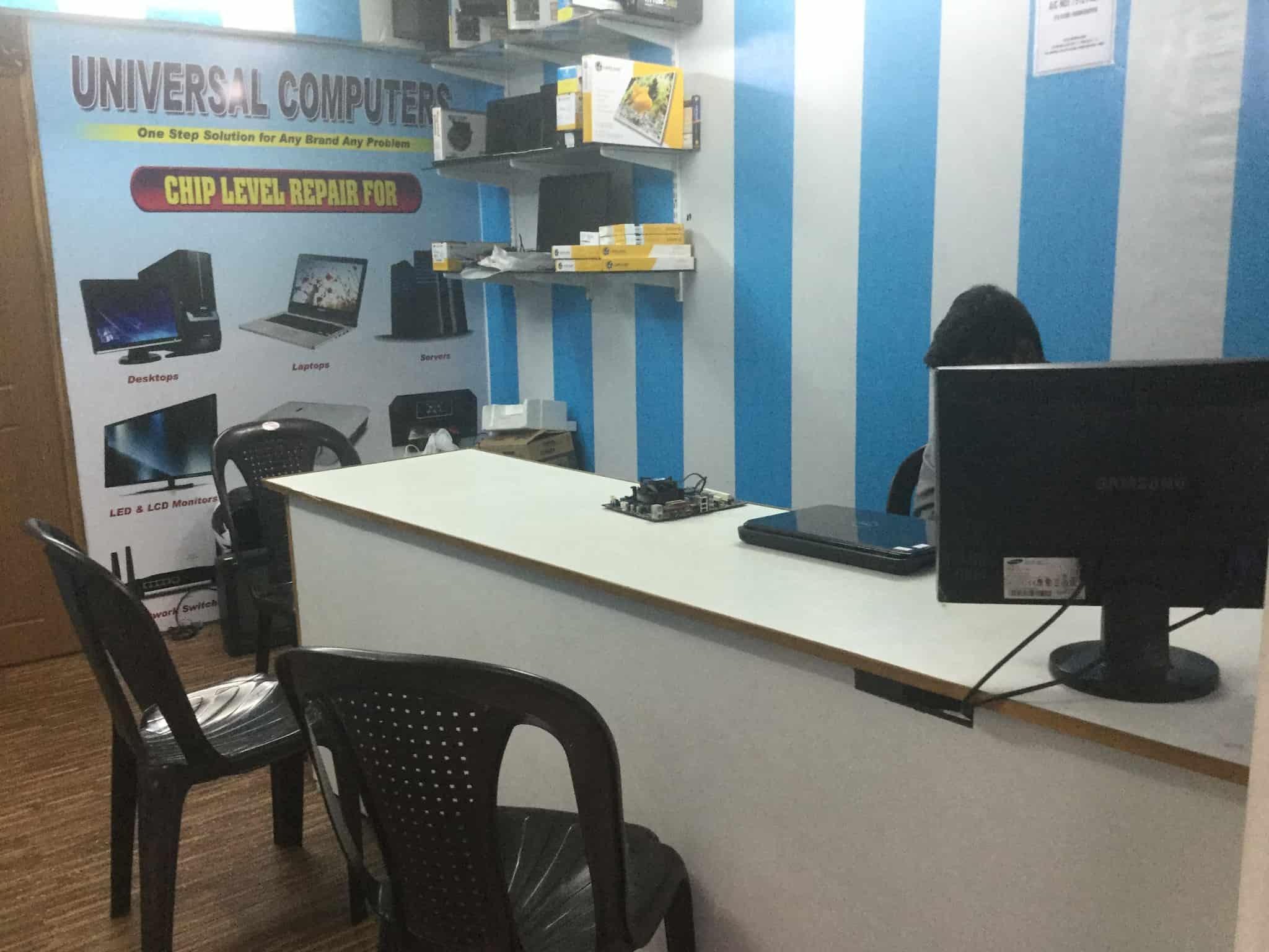 Universal Computers Akkayyapalem Computer Repair Services In Desktop Lcd Visakhapatnam Justdial