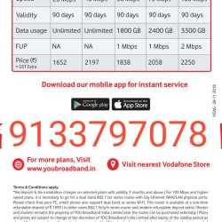You Broadband Srvice Providers In Vizag, Sujatha Nagar - Internet