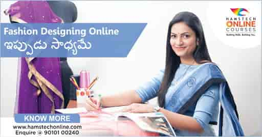 Hamstech Online Courses Cbm Compound Fashion Designing Institutes In Visakhapatnam Justdial