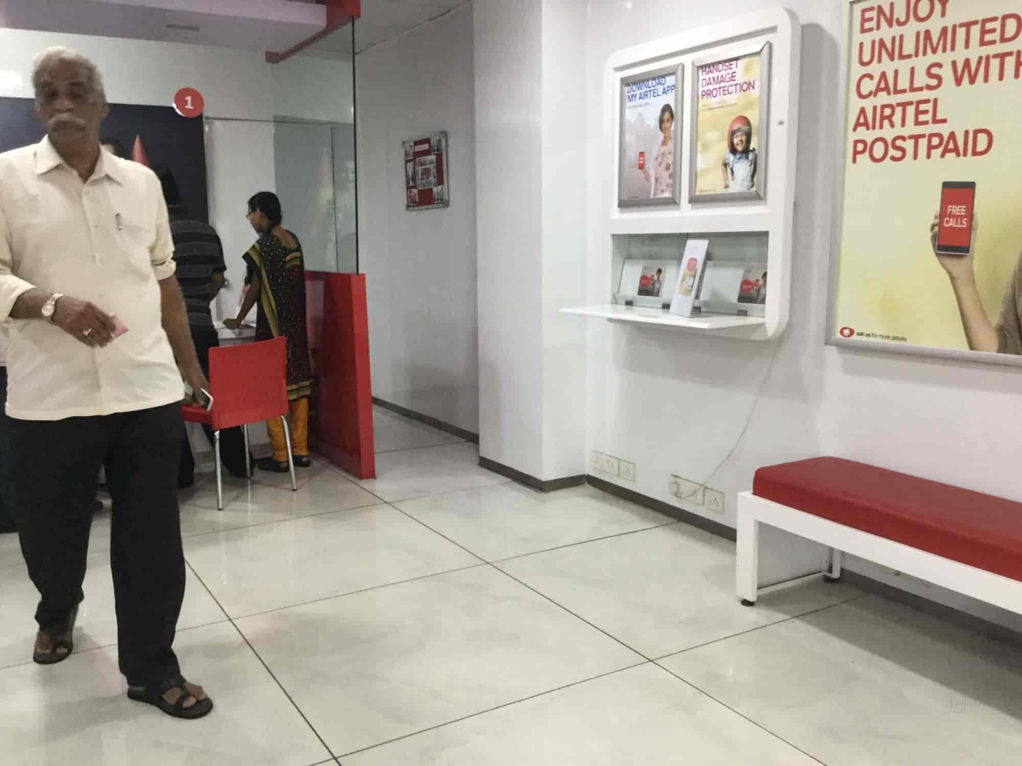 Airtel Relationship Centre, Seethammadhara - Internet Service