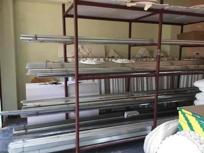 National gypsum company, Ysr cricket stadium - Gypsum Board