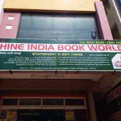 Shine INDIA Book World, Srinagar - Book Shops in Visakhapatnam