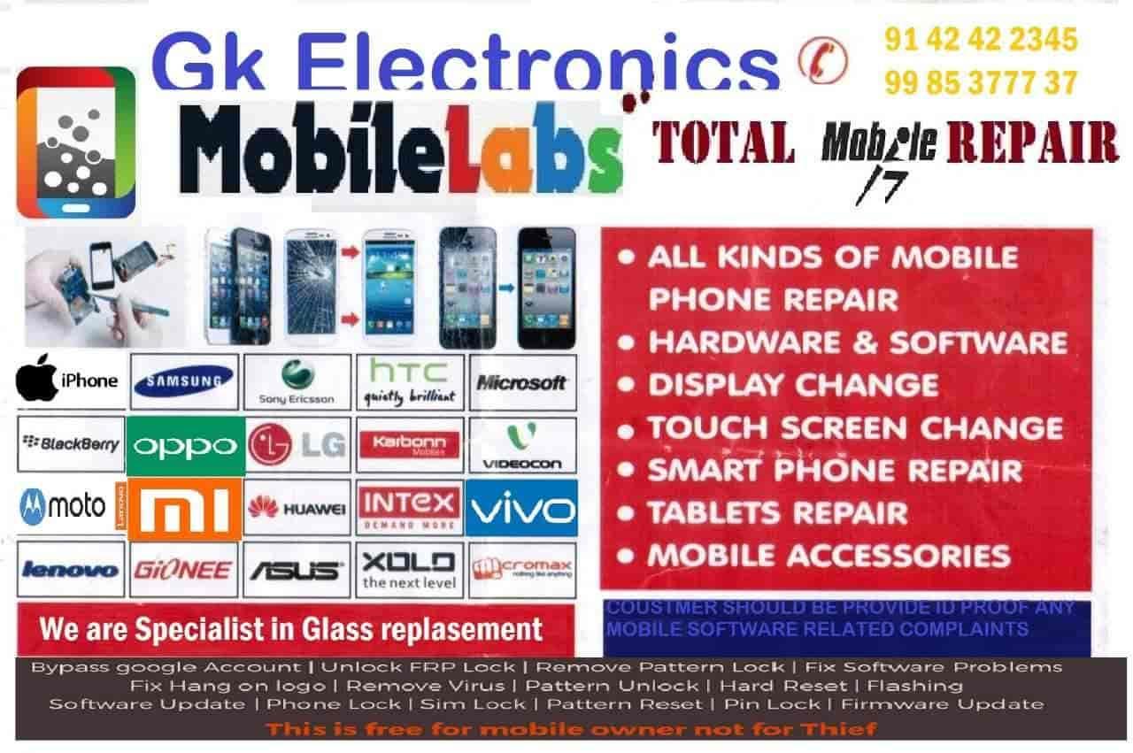 Mobile Labs, Madhurawada - Mobile Phone Repair & Services in