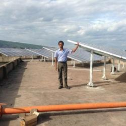 Perla Renewable Energy, Cbm Compound - Solar Energy System