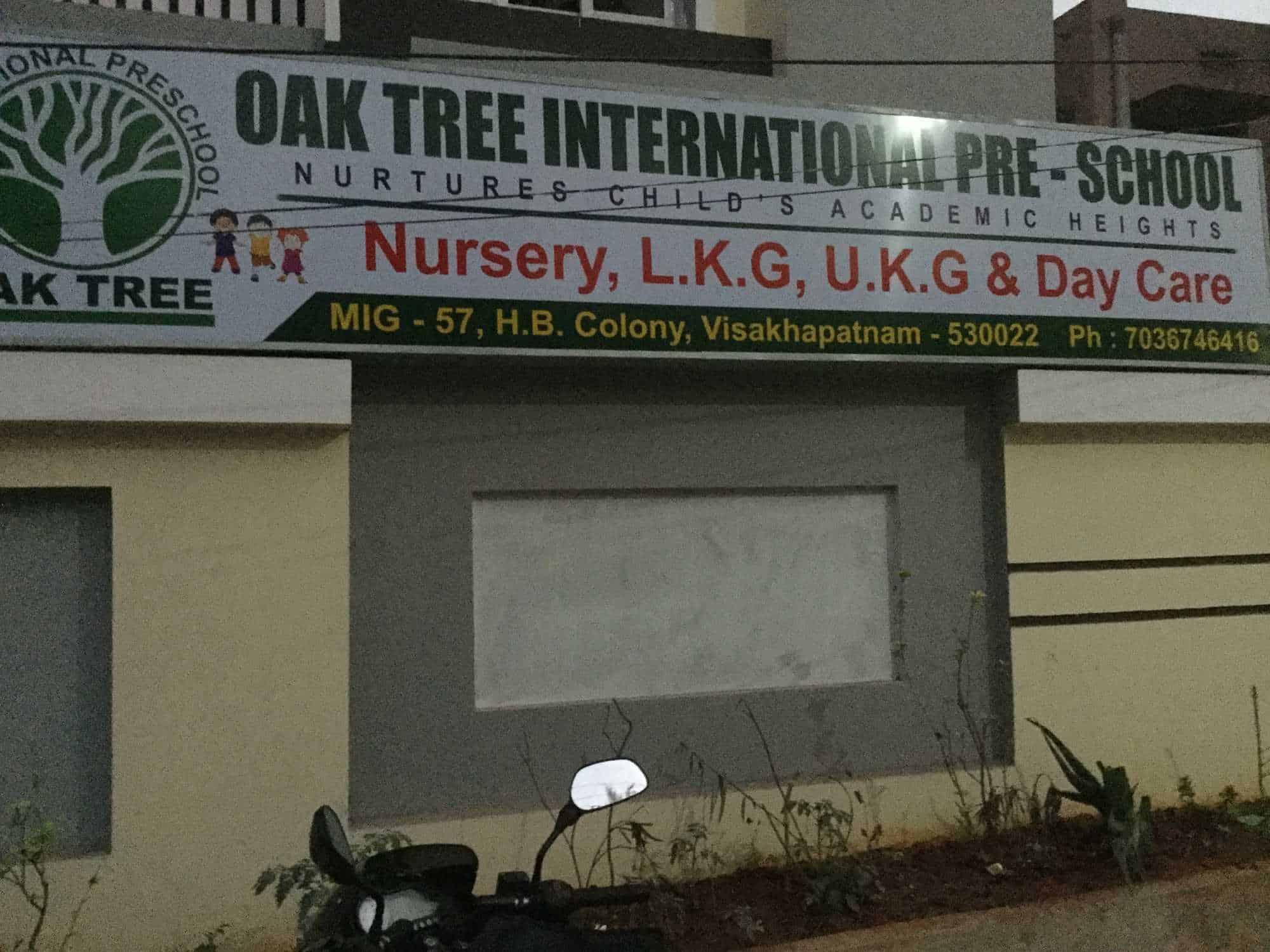 Oaktree international school logo — photo 2