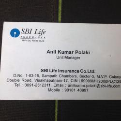 Sbi Life Insurance Company Ltd Dwaraka Nagar Visakhapatnam