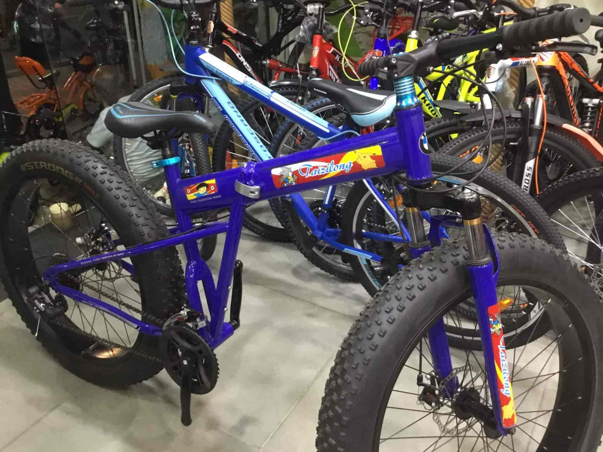 Track And Trail, Seethammapeta - Bicycle Dealers in