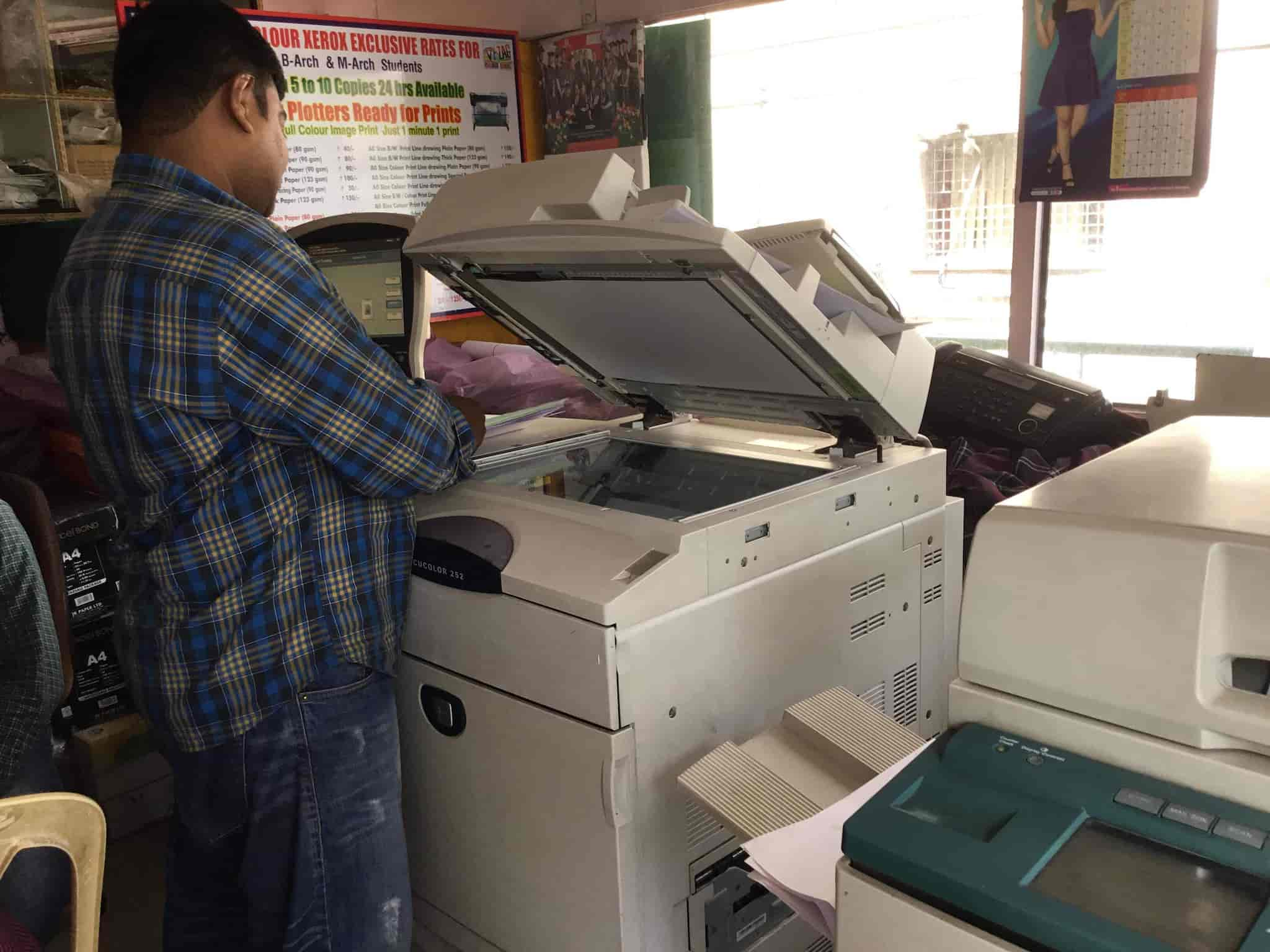Vizag Colour Xerox, Dwaraka Nagar Visakhapatnam - Photocopying