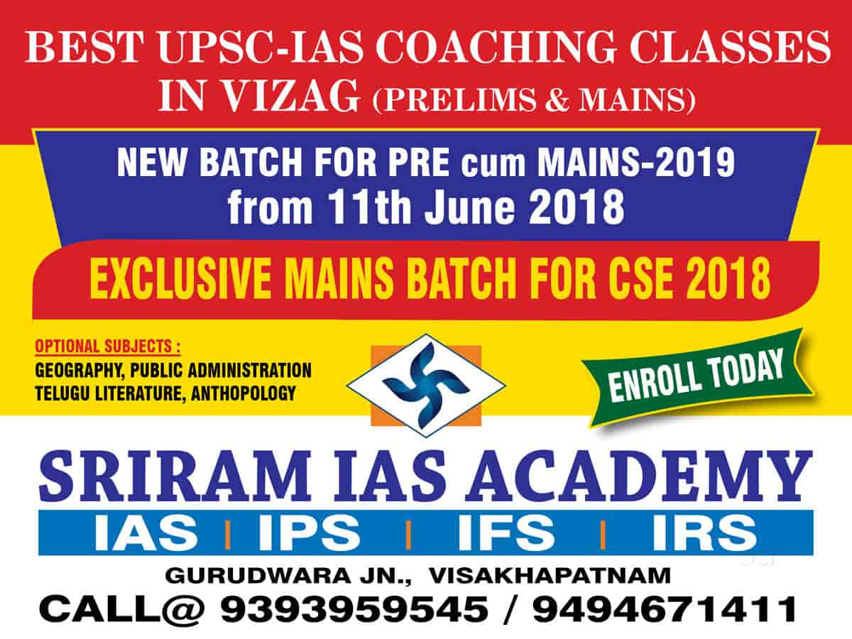 Sriram Ias Academy, Gurudwara Junction - UPSC Tutorials in