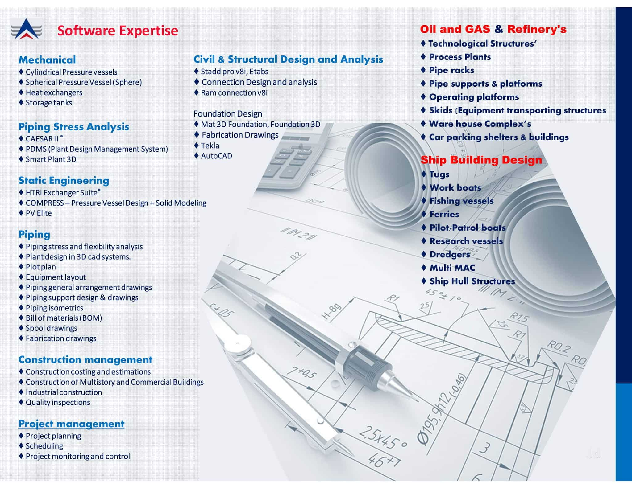 Oil Storage Tank Foundation Design