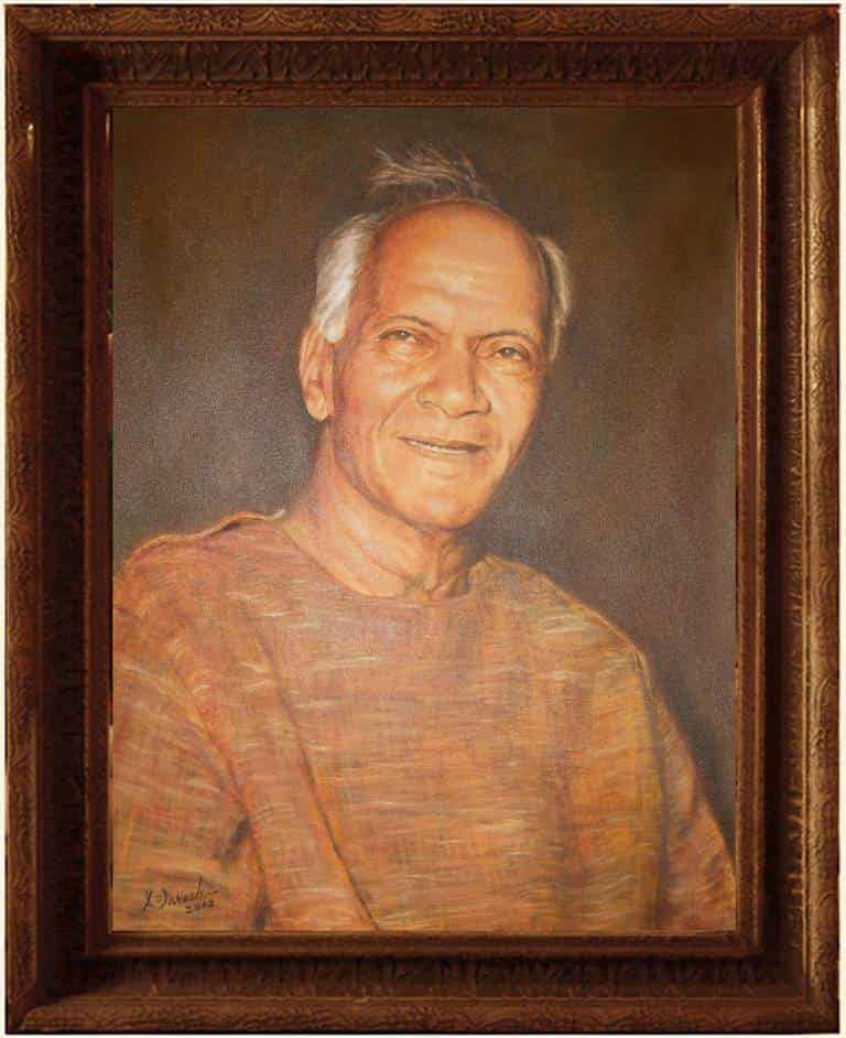 Oil painting on portrait fine art sketch photos visalakshi nagar visakhapatnam portrait