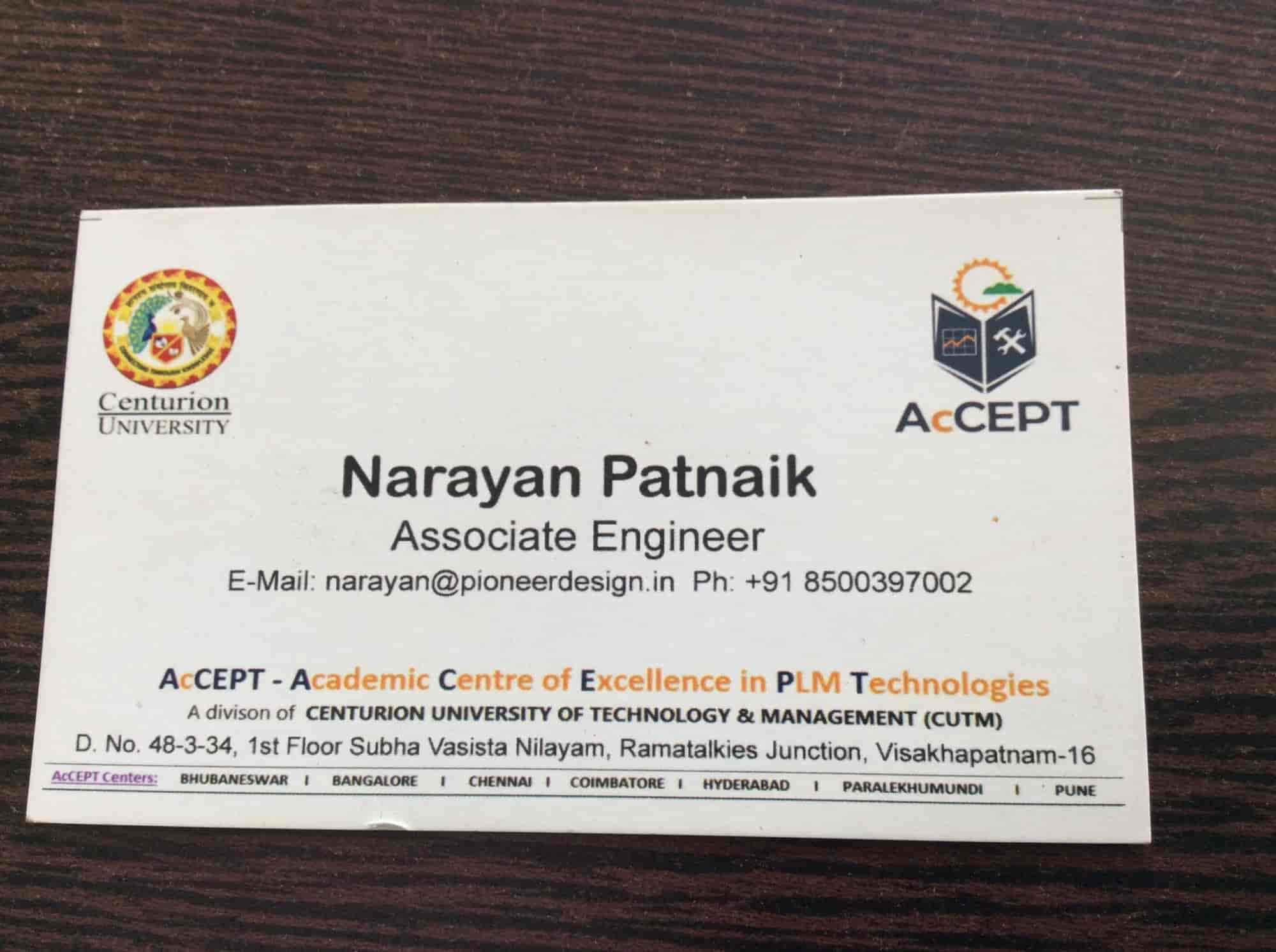 Pioneer Design Srinagar Computer Training Institutes In Visakhapatnam Justdial