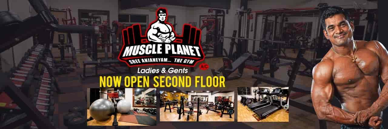 Muscle Planet Gym, Krishna College Road - Gyms in